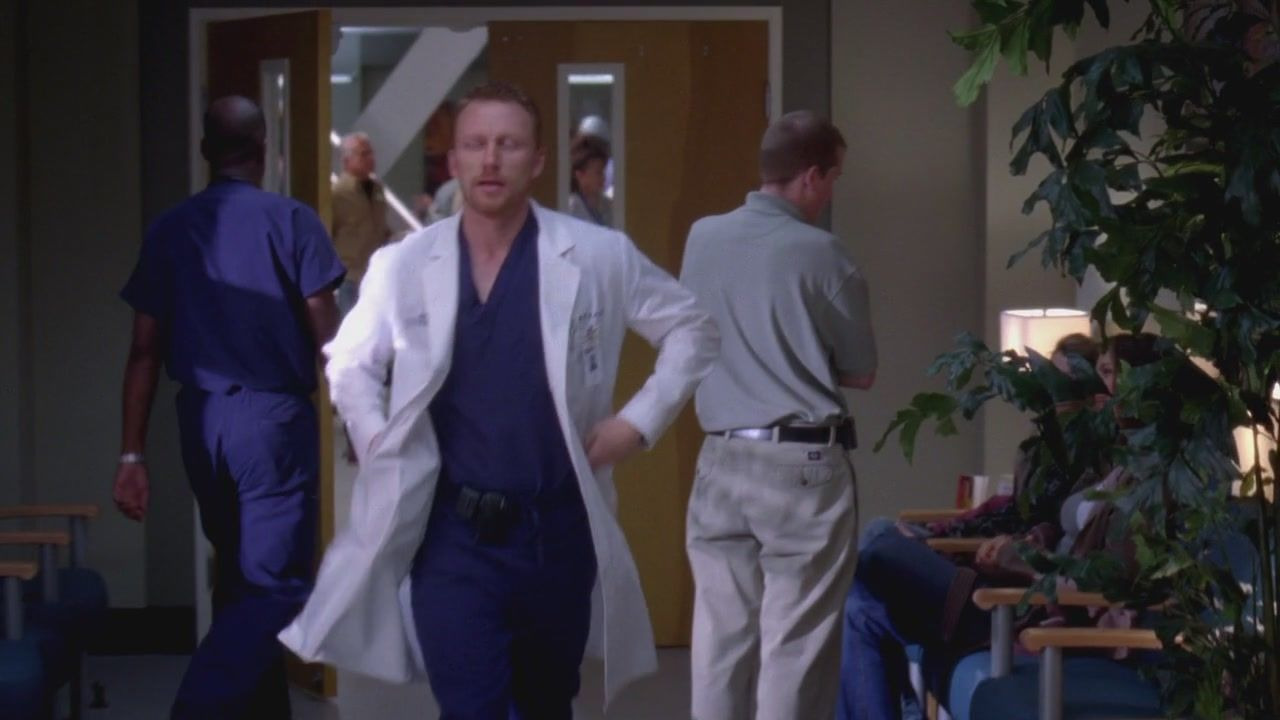 Grey's Anatomy — s05e14 — Beat Your Heart Out