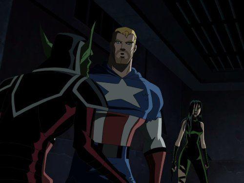 Мстители: Величайшие герои Земли — s02e10 — Prisoner of War