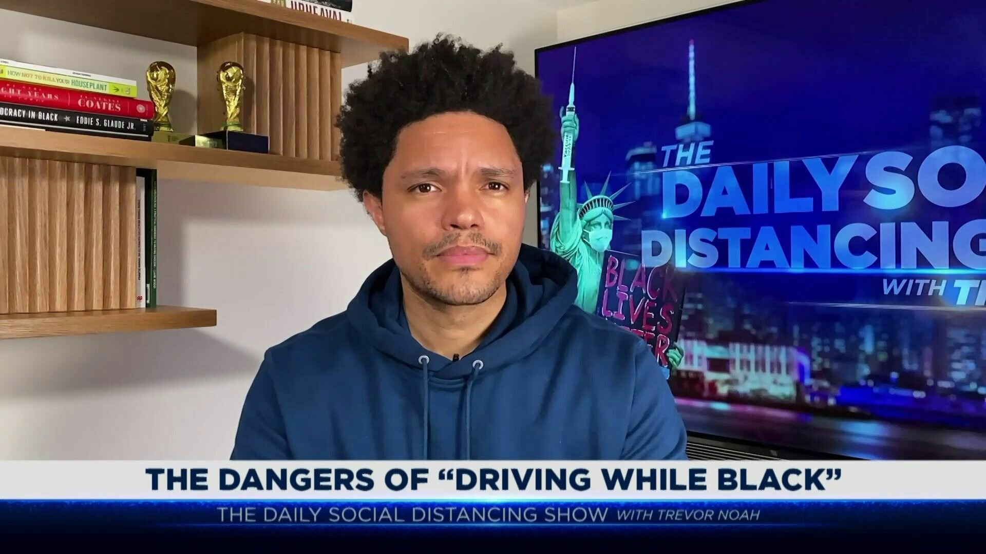 The Daily Show with Trevor Noah — s2021e42 — Skye Fitzgerald