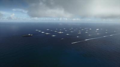 Mega Machines: Sea Giants — s01e04 — US Navy Super Fleet