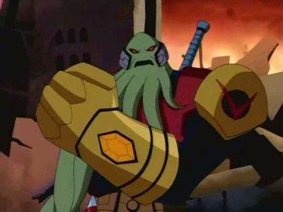Бен 10: Инопланетная сила — s03e01 — The Vengeance of Vilgax (1)