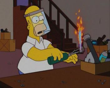 The Simpsons — s15e09 — I, (Annoyed Grunt)-Bot