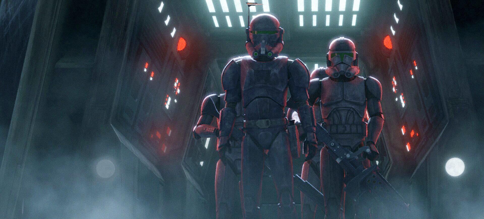 Звёздные войны: Бракованная партия — s01e03 — Replacements