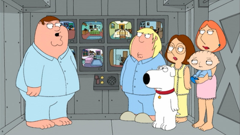 Family Guy — s04e27 — Untitled Griffin Family History