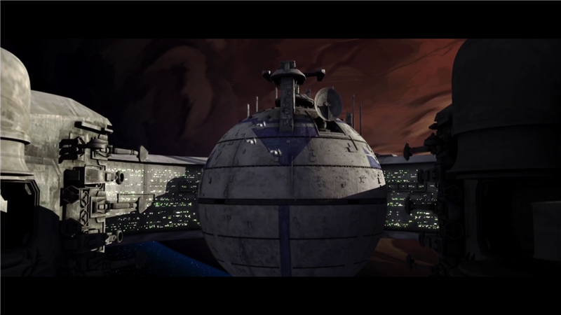 Star Wars: The Clone Wars — s01e19 — Storm Over Ryloth