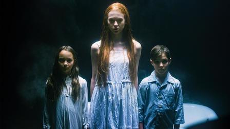 Преследуемые призраками — s01e01 — The Woman in White