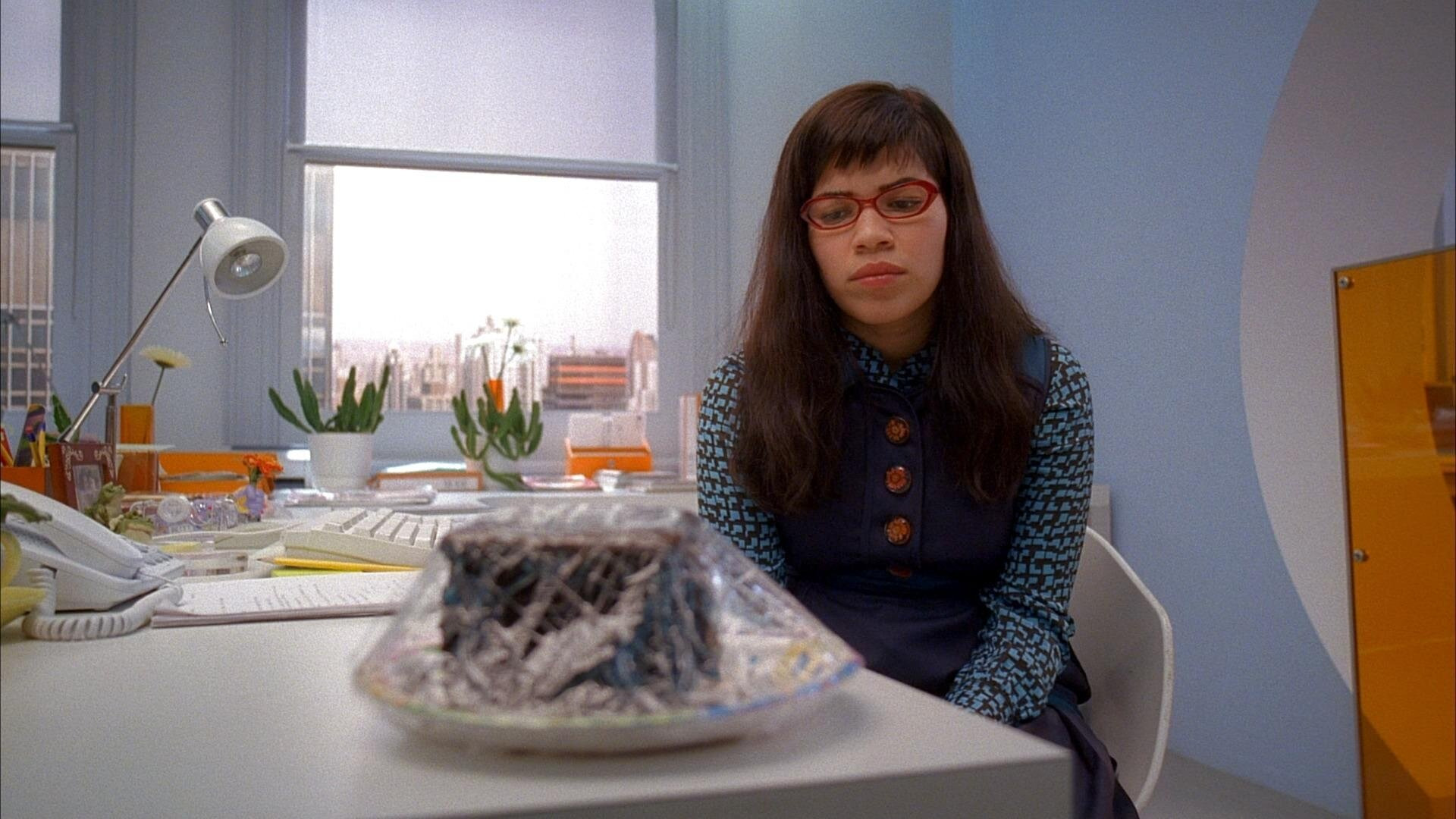 Ugly Betty — s01e17 — Icing on the Cake