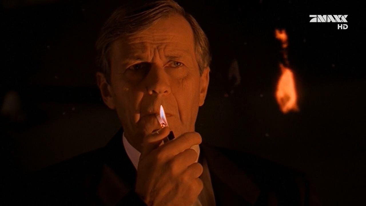 The X-Files — s07e02 — The Sixth Extinction (2): Amor Fati