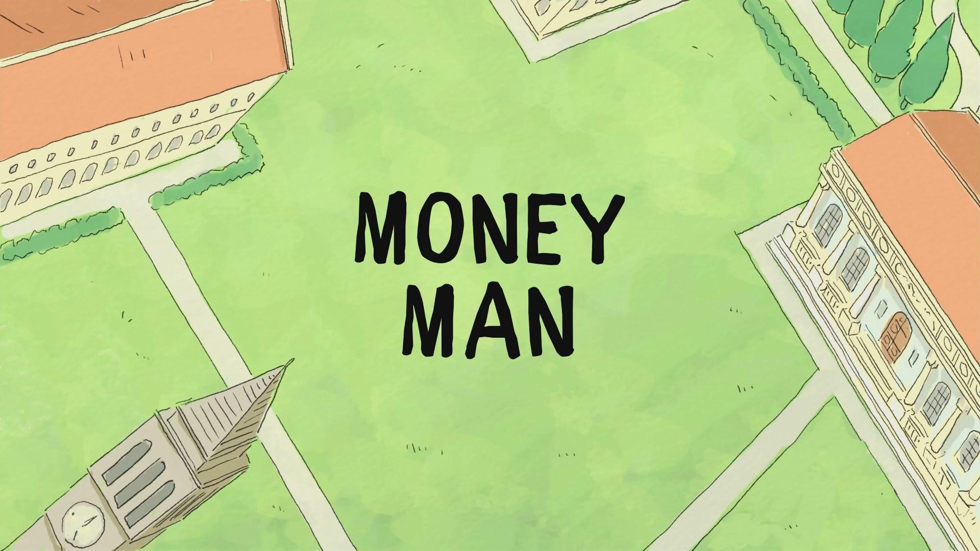 Мы обычные медведи — s04e23 — Money Man