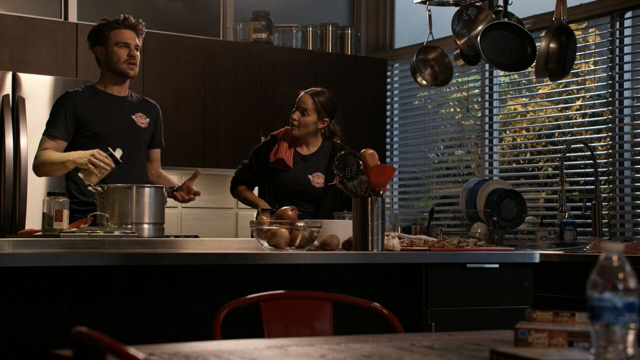 Station 19 — s04e15 — Say Her Name