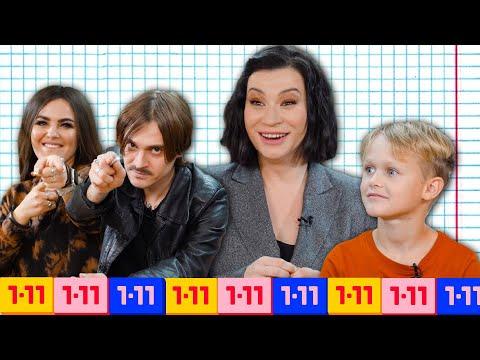 Шоу Иды Галич 1-11 — s02e08 — Кто умнее— Little Big или школьники?