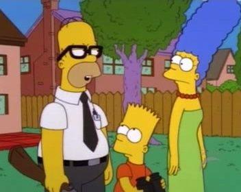 The Simpsons — s13e06 — She of Little Faith
