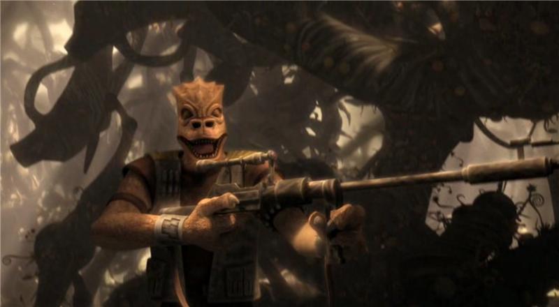 Star Wars: The Clone Wars — s03e21 — Padawan Lost