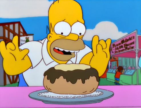 The Simpsons — s11e03 — Guess Who's Coming to Criticize Dinner