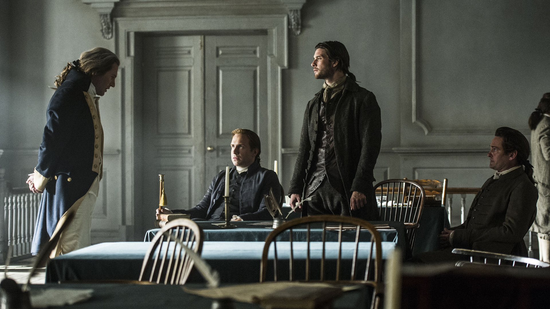Sons of Liberty — s01e03 — Independence