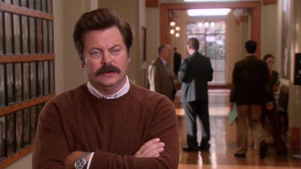 Parks and Recreation — s05e05 — Halloween Surprise