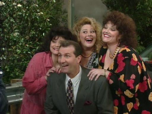 Married... with Children — s08e22 — Ride Scare