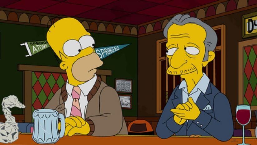 The Simpsons — s28e21 — Moho House