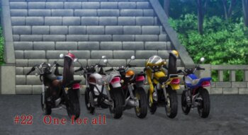 Tokyo Revengers — s01e22 — One for all