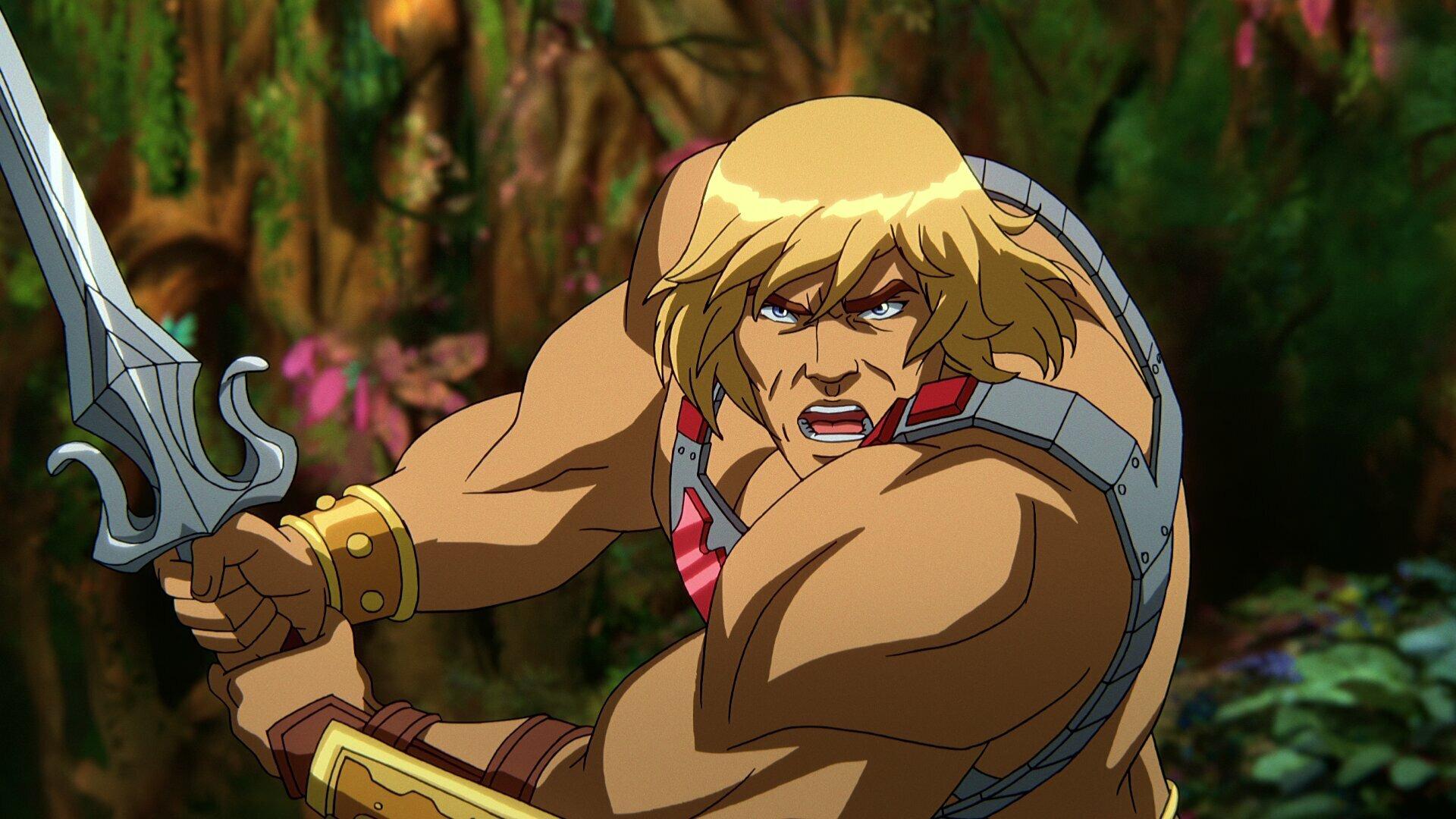 Masters of the Universe: Revelation — s01e01 — The Power of Grayskull
