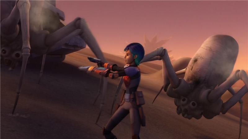 Звездные войны: Повстанцы — s02e20 — The Mystery of Chopper Base