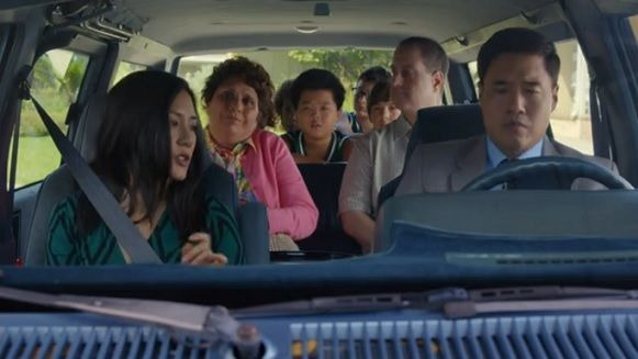 Fresh Off the Boat — s02e03 — Shaquille O'Neal Motors