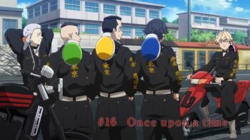Tokyo Revengers — s01e16 — Once upon a time