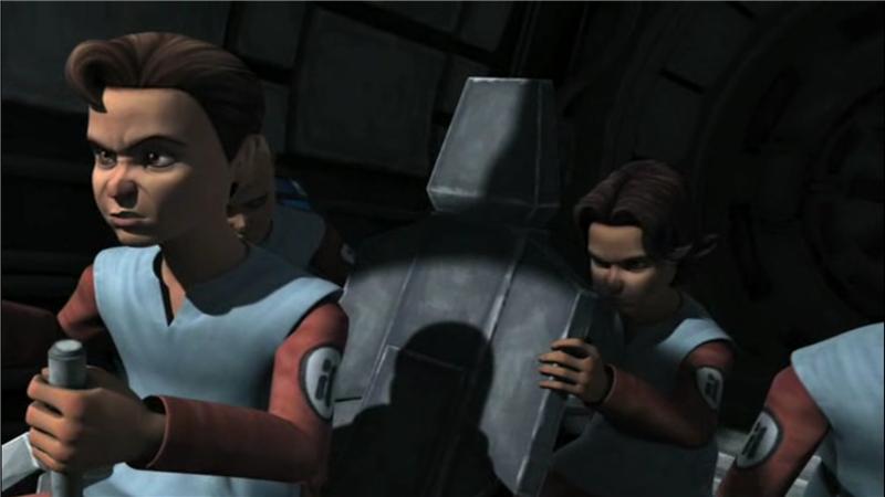 Star Wars: The Clone Wars — s02e20 — Death Trap