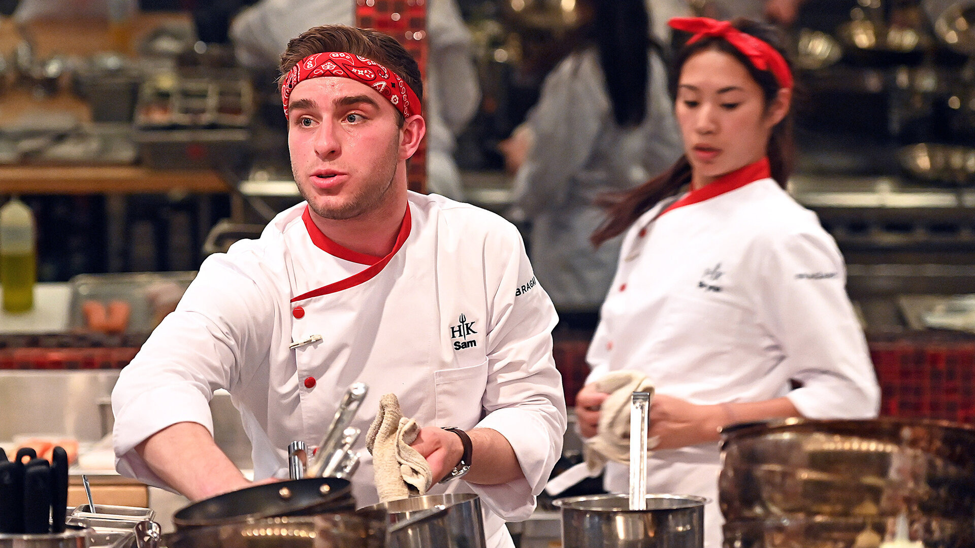 Hell's Kitchen — s20e07 — If You Can't Stand the Heat...