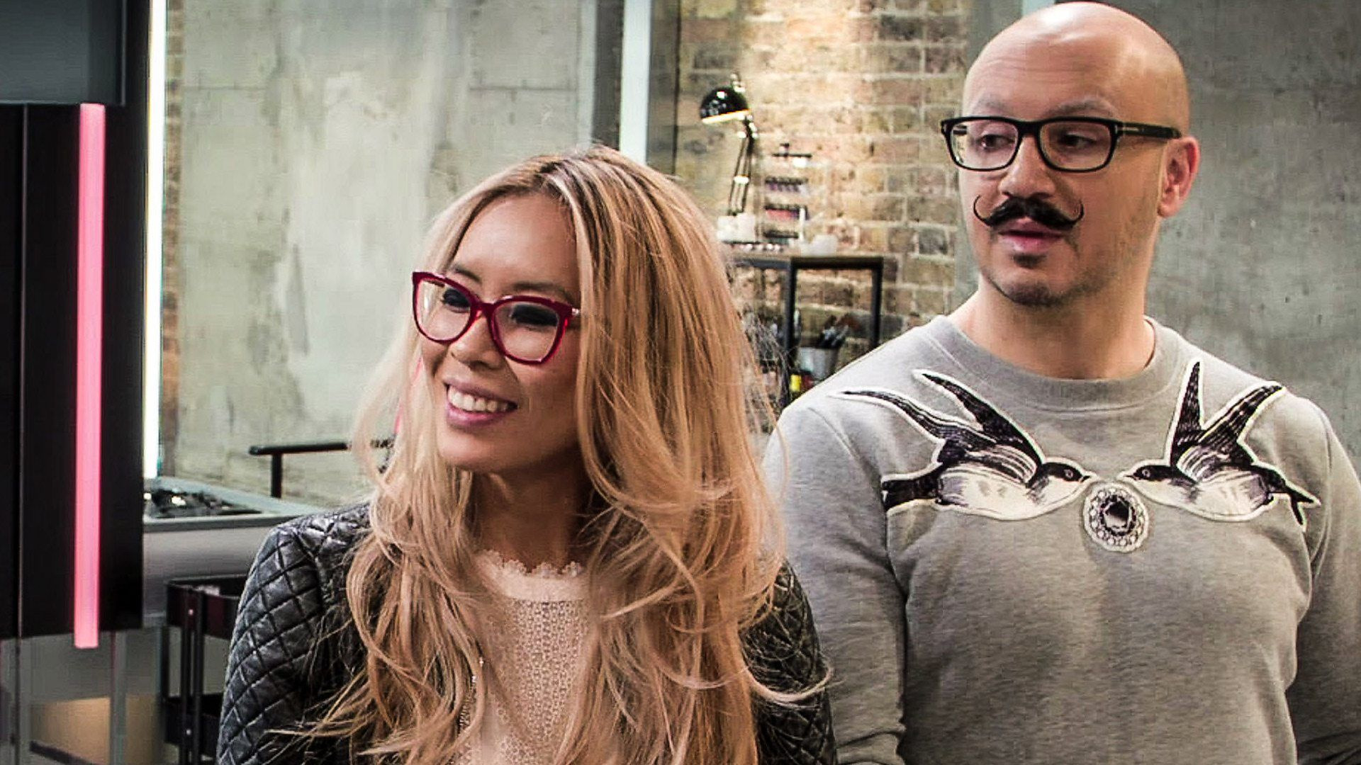 Glow Up: Britain's Next Make-Up Star — s01e06 — London Fashion Week