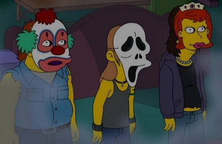 The Simpsons — s27e04 — Halloween of Horror