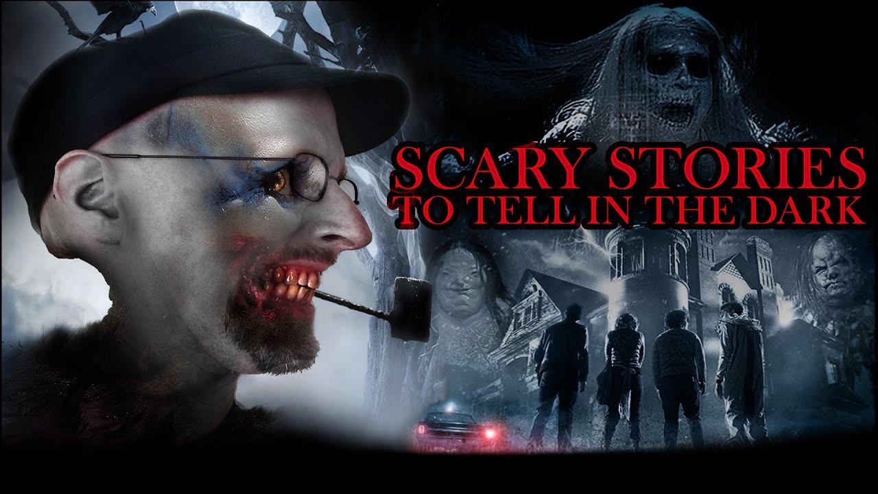Ностальгирующий критик — s13e43 — Scary Stories to Tell in the Dark