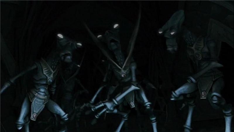Star Wars: The Clone Wars — s02e07 — Legacy of Terror