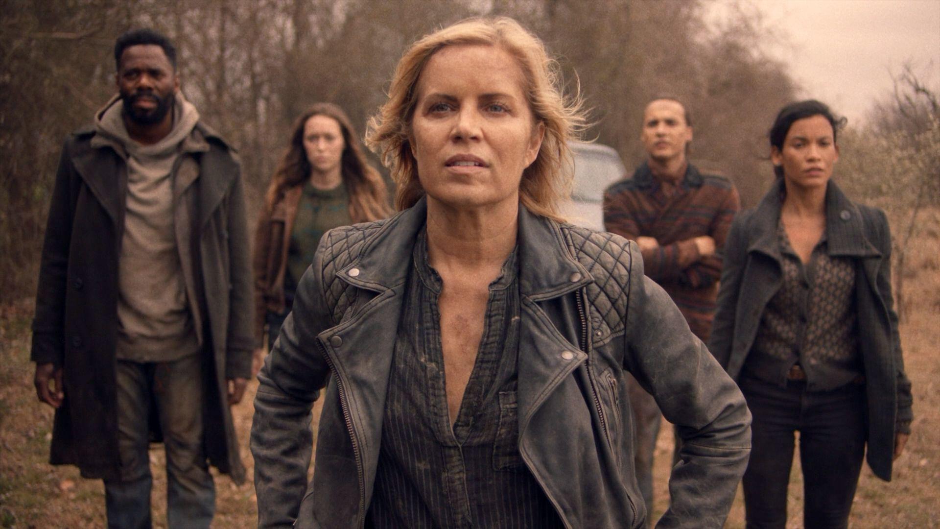 Fear the Walking Dead — s04e08 — No One's Gone