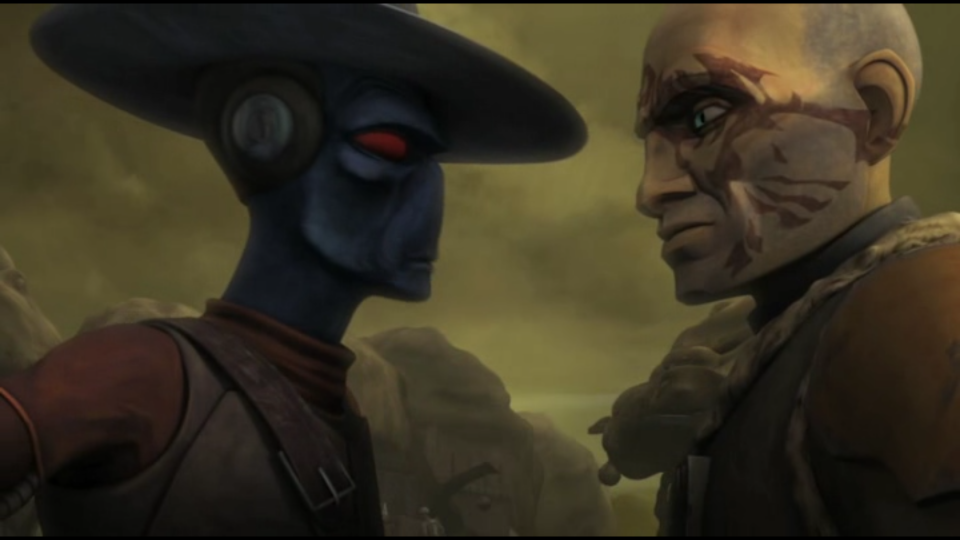 Star Wars: The Clone Wars — s04e16 — Friends and Enemies