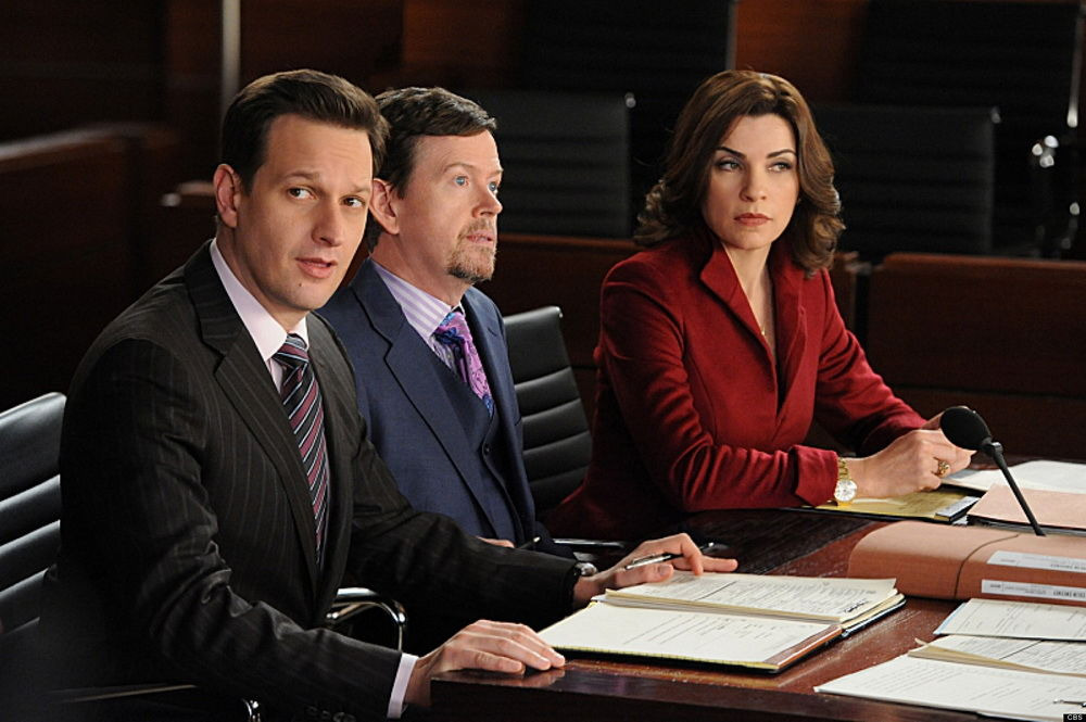 The Good Wife — s04e19 — The Wheels of Justice