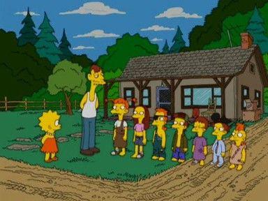 The Simpsons — s18e14 — Yokel Chords