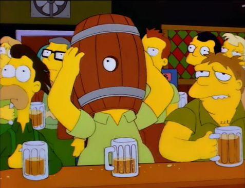 Симпсоны — s08e18 — Homer vs. the Eighteenth Amendment