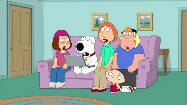 Family Guy — s05e06 — Prick Up Your Ears