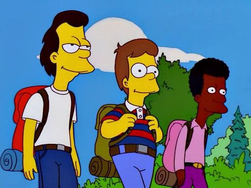 The Simpsons — s13e05 — The Blunder Years