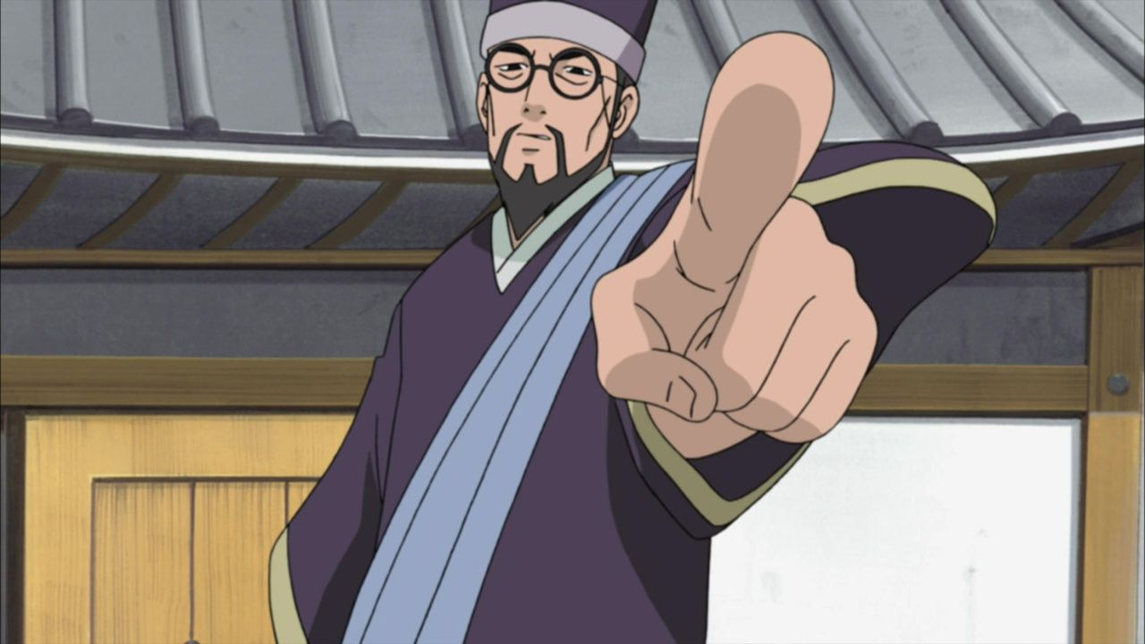 Naruto: Shippuuden — s14e14 — An A-Rank Mission: The Contest