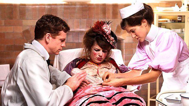 Лондонский госпиталь 1909 — s01e01 — Episode 1