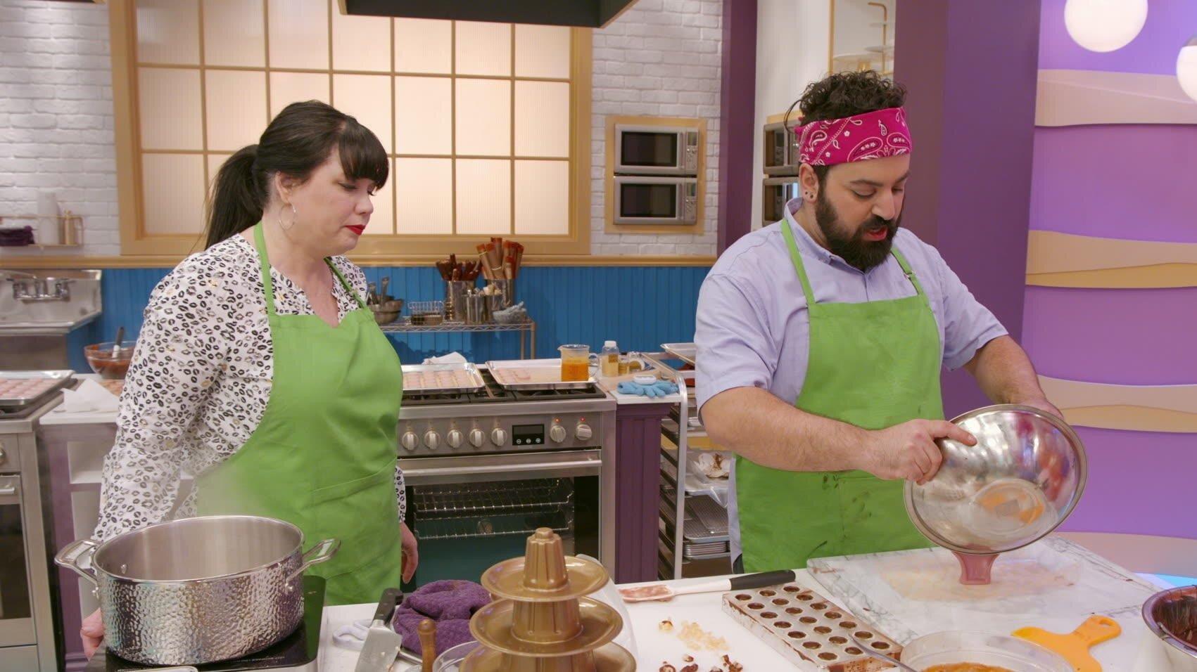 Great Chocolate Showdown — s01e08 — Good Things Come to Those Who Bake