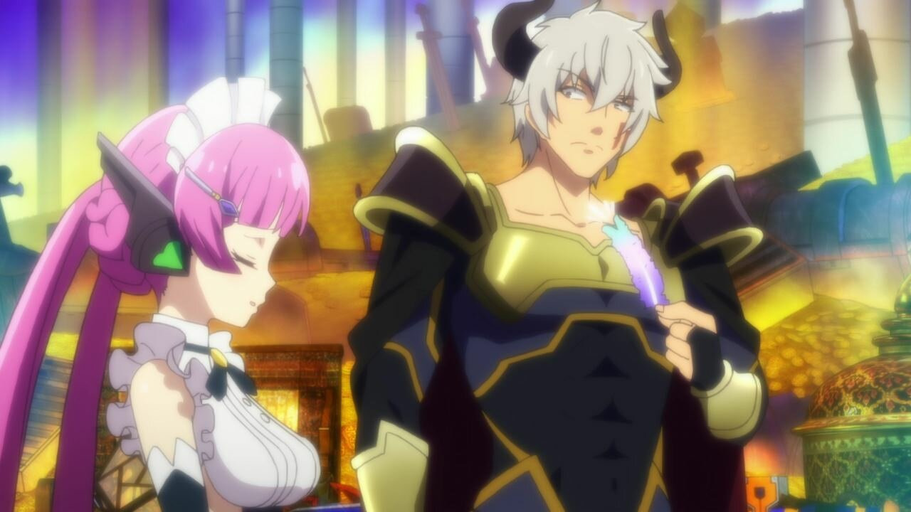How NOT to Summon a Demon Lord — s02e06 — Demon Lord Army
