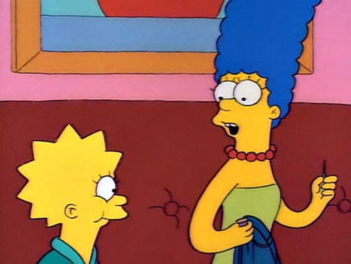 The Simpsons — s02e16 — Bart's Dog Gets an F