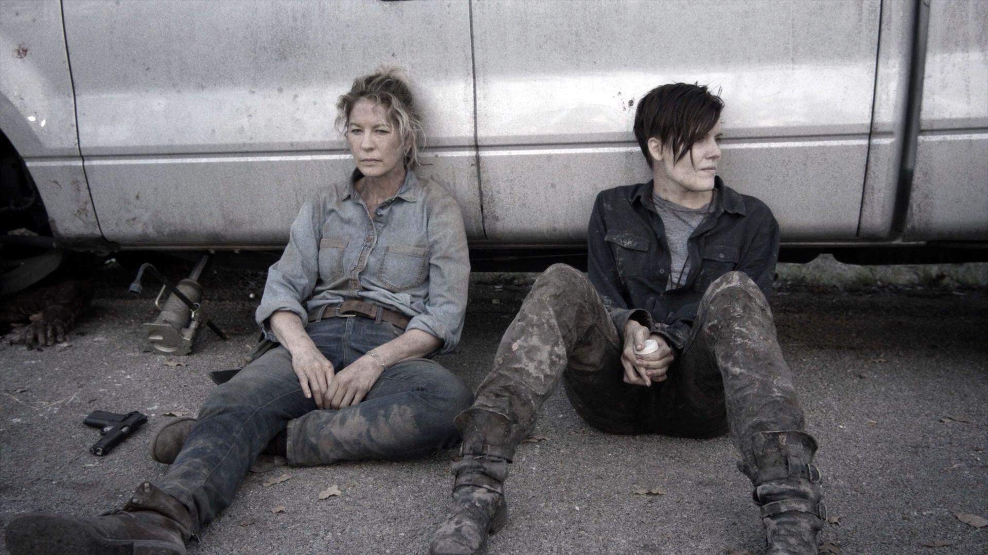 Fear the Walking Dead — s04e12 — Weak