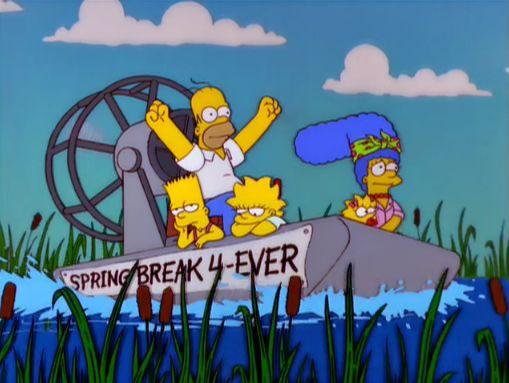 The Simpsons — s11e19 — Kill the Alligator and Run