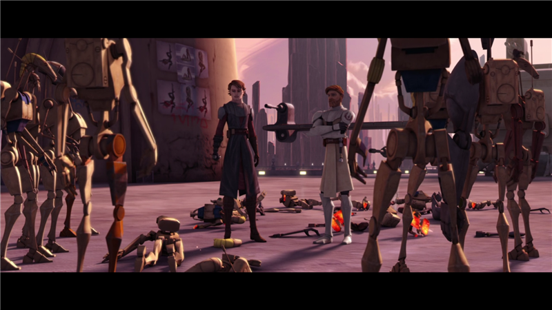 Star Wars: The Clone Wars — s01e18 — Mystery of a Thousand Moons
