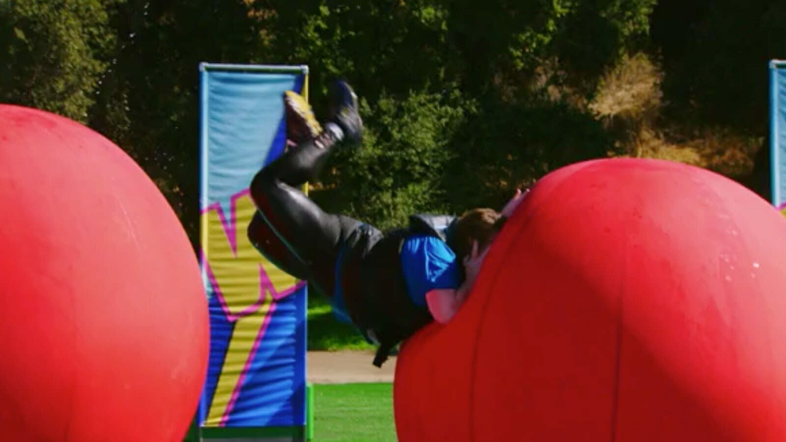 Wipeout — s01e10 — Now You Cena, Now You Don't