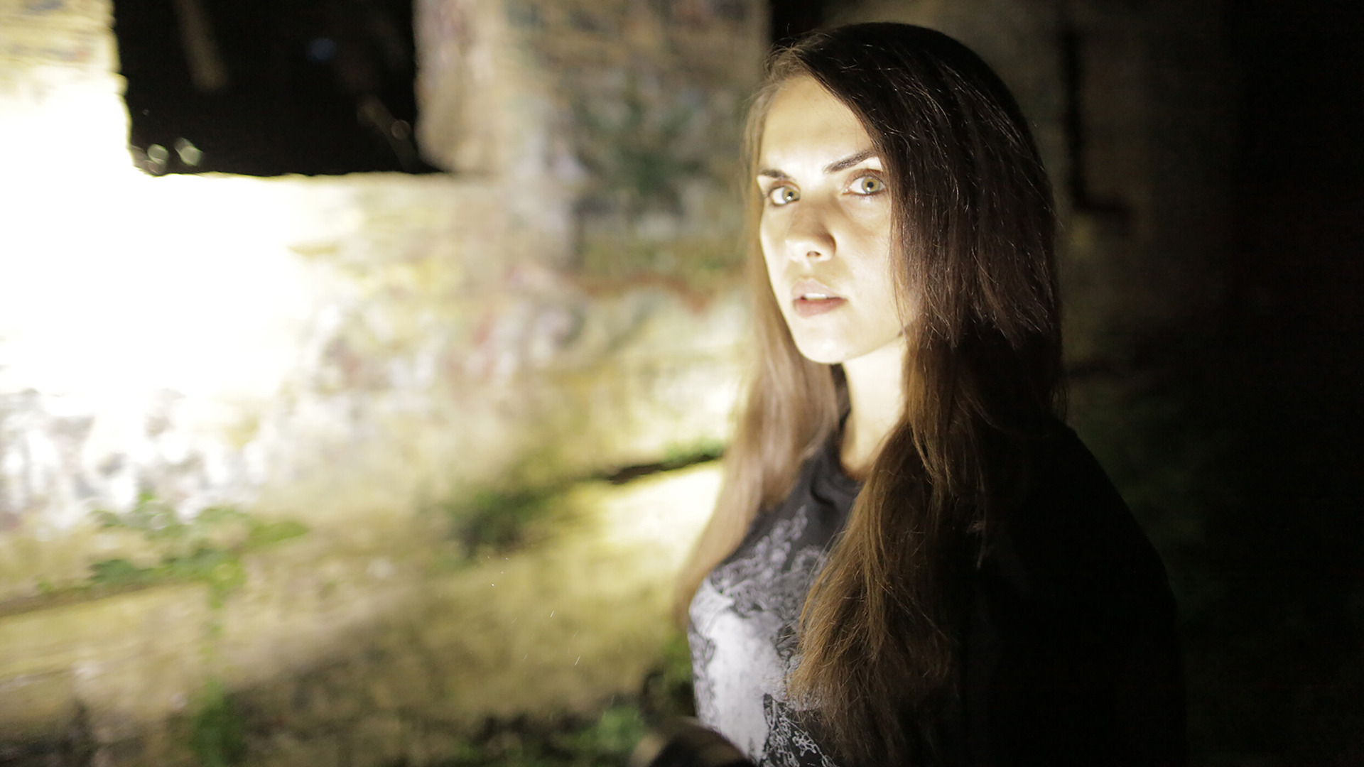 Ghosts of Shepherdstown — s01e03 — She Didn't Have a Face